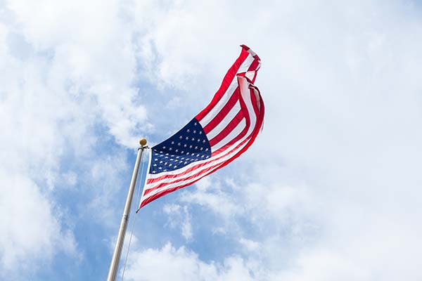 Photo of American Flag